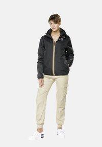 K-Way - Light jacket - black - 1