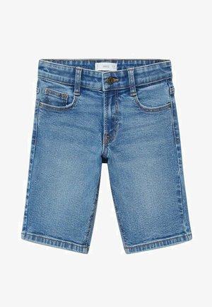 Shorts di jeans - middenblauw