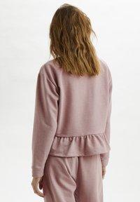 Cream - CRTALLI - Sweatshirt - woodrose melange - 2