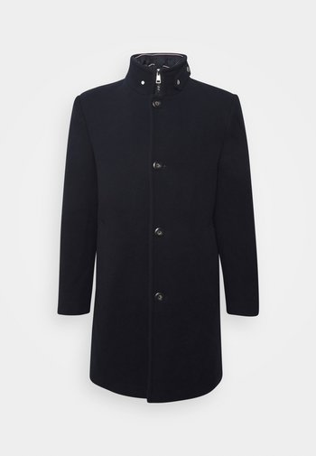 STAND UP COLLAR PADDED COAT