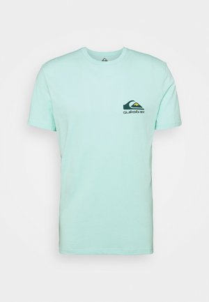 REFLECT TEE - Print T-shirt - beach glass
