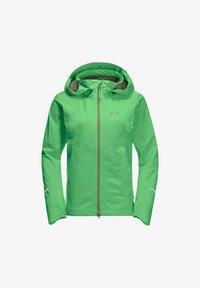 Jack Wolfskin - TOUR - Hardshell jacket - summer green - 5