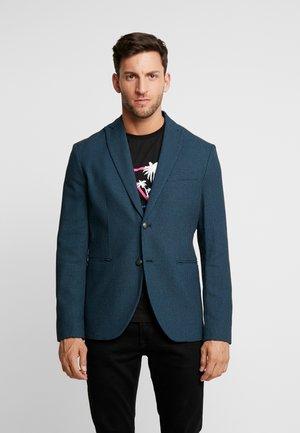 Blazer jacket - mottled anthracite