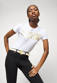 Versace Jeans Couture - Pásek - white - 0