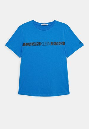 HERO LOGO - Basic T-shirt - blue