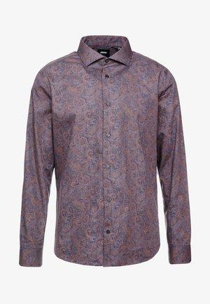 BURGUNDY PAISLEY DESIGN - Skjorte - burgundy