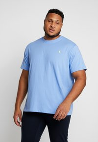 Polo Ralph Lauren Big & Tall - T-shirts - cabana blue - 0