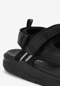 Next - CHUNKY  - Walking sandals - black - 3