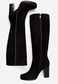 faina - MIT HOHEM ABSATZ - Boots - schwarz - 2