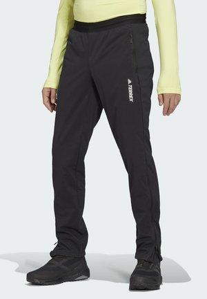 XPR XC  - Spodnie materiałowe - black