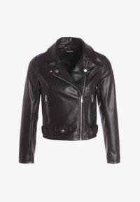 Cache Cache - Faux leather jacket - noir - 4