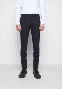 Tiger of Sweden - THODD - Pantalon de costume - blue - 0