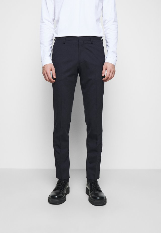 THODD - Suit trousers - blue