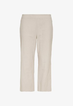 CARLYN - Trousers - natural sand