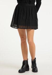 myMo ROCKS - A-line skirt - schwarz - 0