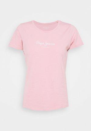 NEW VIRGINIA - Camiseta estampada - pink