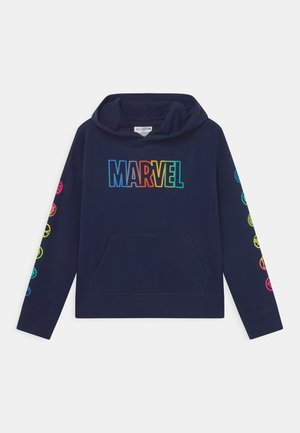 BOY MARVEL - Sweatshirt - tapestry navy