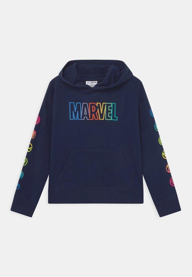 BOY MARVEL - Sweatshirt - tapestry navy