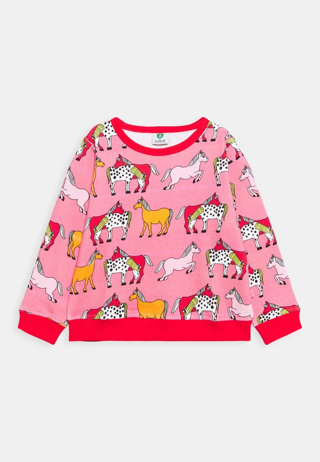 MED HEST - Sweatshirt - rapture rose