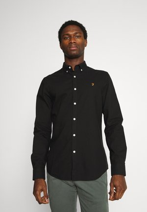 BREWER - Shirt - black