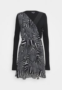 Just Cavalli - Denní šaty - black variant - 0