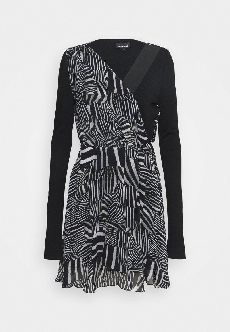 Just Cavalli - Denní šaty - black variant