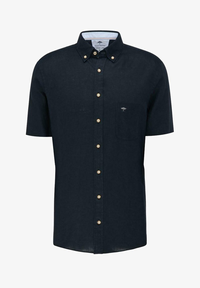 Fynch-Hatton - Shirt - black