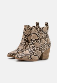Rubi Shoes by Cotton On - JOLENE GUSSET - Ankle boots - beige - 2