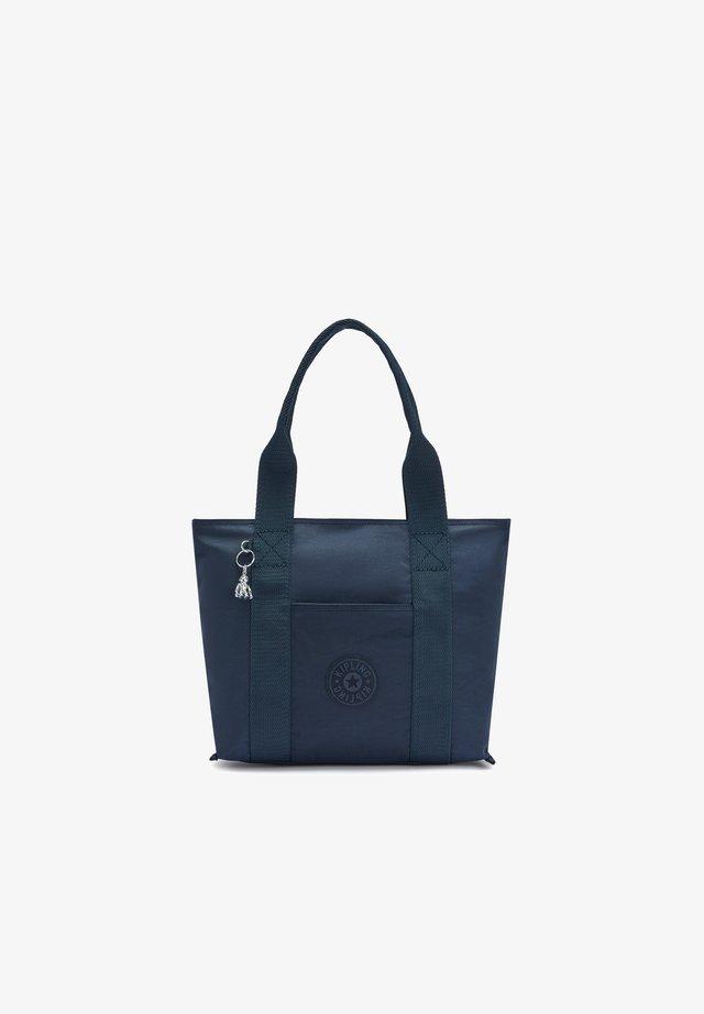 Shopping bag - rich blue o