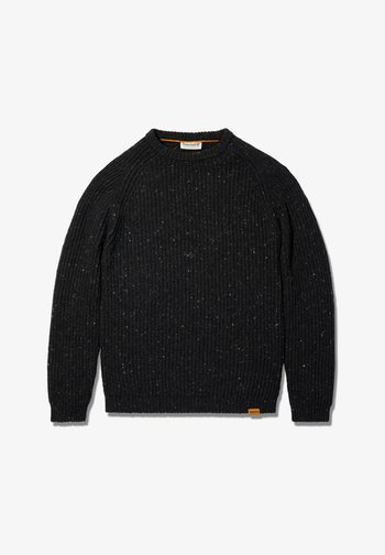 NAPS  SWE - Sweatshirt - dark grey heather