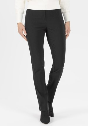 INA IN THERMO QUALITäT - Trousers - schwarz