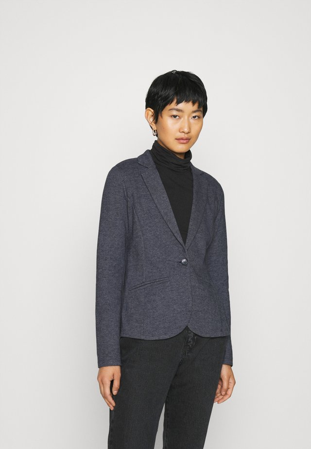 COSY BRUSHED - Blazer - sky captain blue