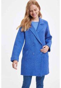 DeFacto - Short coat - blue - 2