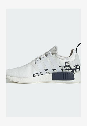 NMD_R1 BOOST SHOES - Löparskor stabilitet - white