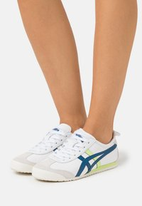 Onitsuka Tiger - MEXICO 66 - Sneakers basse - white/mako blue - 0