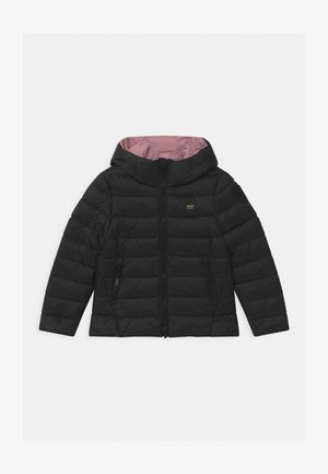 GIUBBINI CORTI IMBOTTITO OVATTA - Winter jacket - black