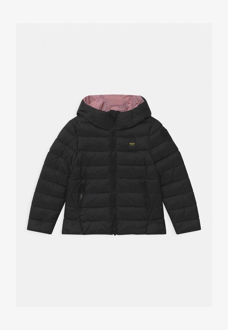Blauer - GIUBBINI CORTI IMBOTTITO OVATTA - Winter jacket - black