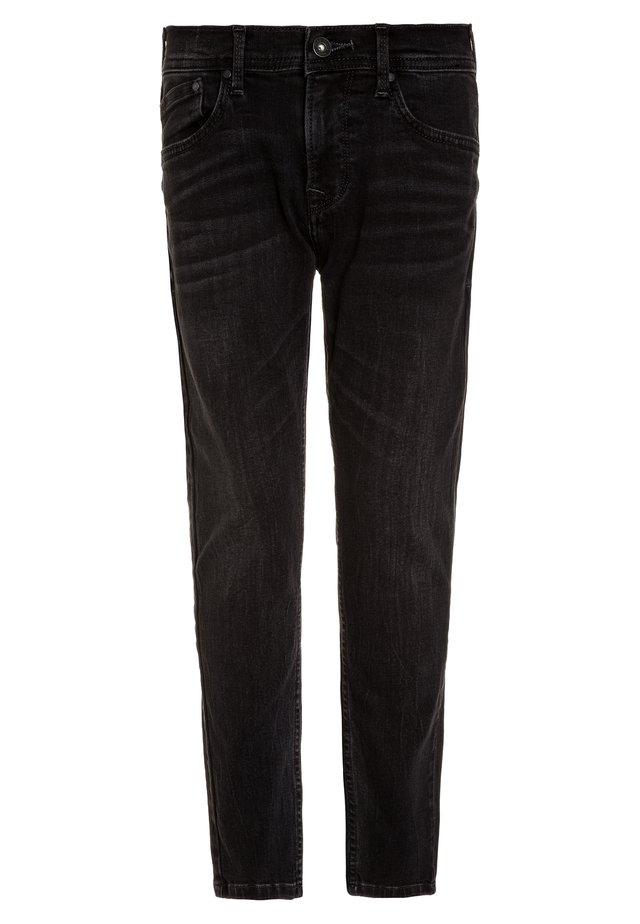FINLY - Jeans Skinny - black denim