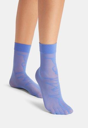 AURORA  - Socks - egyptian blue