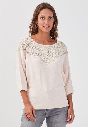 Pullover - rose clair