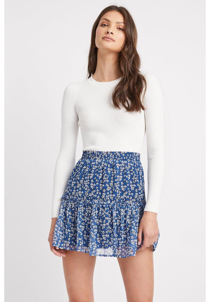 Kookai - A-line skirt - lq-blue