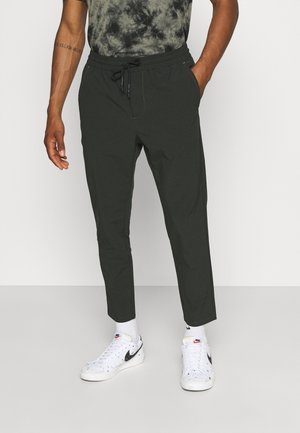 ONSLINUS CROPPED SPORTY - Trousers - peat
