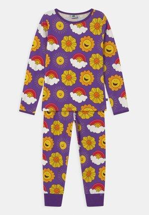 SUN - Pyjama - purple heart