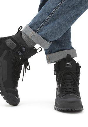 Veterboots - black/black