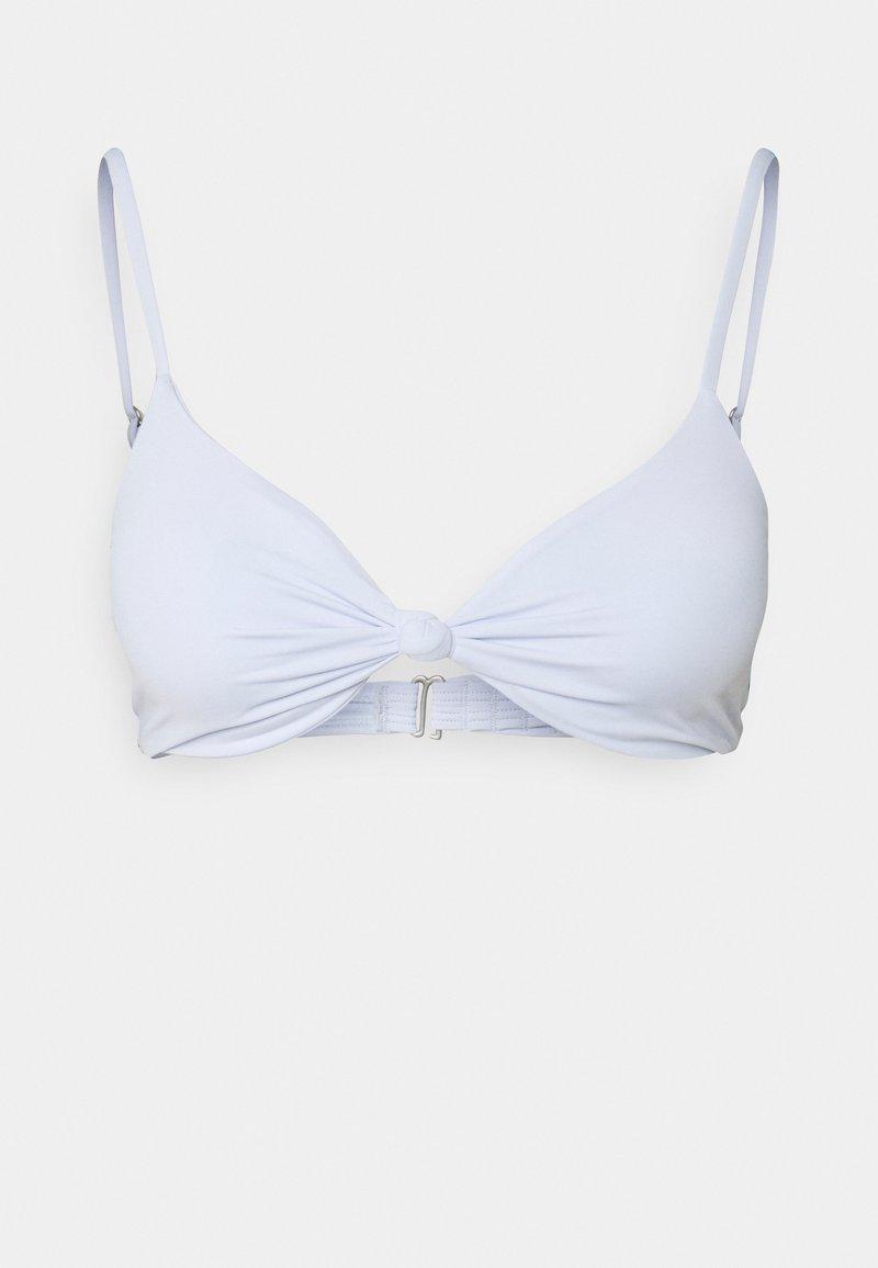 Billabong - KNOTTED TRILET - Bikiniöverdel - ice blue
