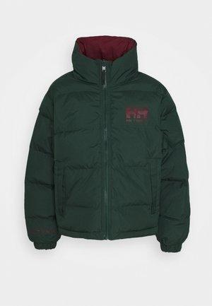 W HH  - Winter jacket - jungle green