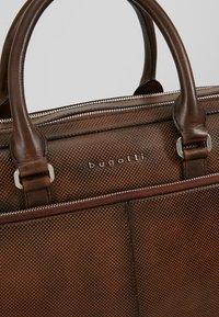 Bugatti - BRIEFBAG LARGE - Briefcase - brown - 7