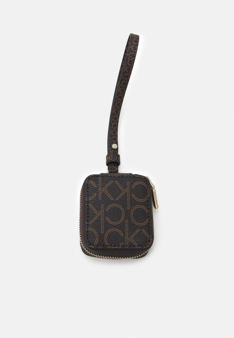 Calvin Klein - IPOD AIR DANGLE MONO - Phone case - brown