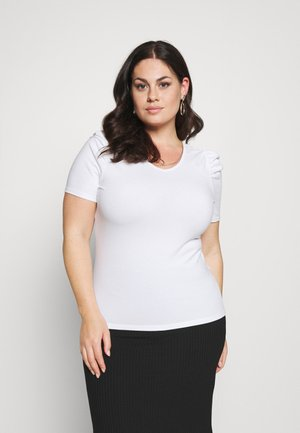 CARTIME LIFE - Print T-shirt - bright white