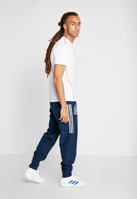 adidas Performance - SPAIN FEF PRESENTATION PANTS - National team wear - collegiate navy - 2